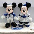 Tokyo Disney sea Ambassador Hotel Mickey Minnie Plush Doll Exclusive tag