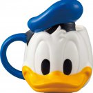 Disney Store JAPAN Donald Duck Face Mug Cup Cafe cup 350ml white