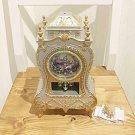 Disney Alice in Wonderland Castle Clock L Table Clock Japan