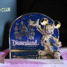 Tokyo Disney Land 2015 JCB gold card Benefits Mickey Mouse Paper Weight