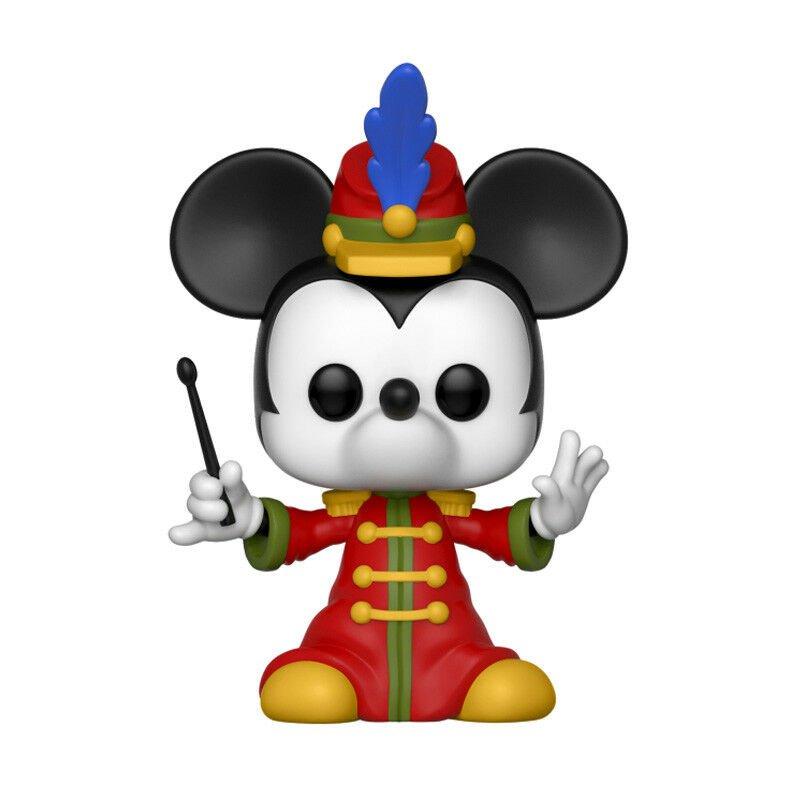 Disney Store Japan POP! Mickey Mouse 90th Anniversary Mickey's Great Concert Fig