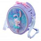 Tokyo Disney sea Limited Stella Roux Popcorn basket Round shaped with ribbon
