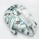 Disney Star Wars Millennium Falcon Cushion Pillow Polyester Japan