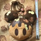 Disney Mickey Mouse Melting Chocolate Gamaguchi Pochette Shoulder purse wallet
