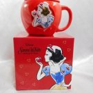 Disney Snow white snow white and Seven dwarfs Poison apple mug cup cafe cup
