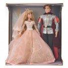 Disney store Princess Aurora & Prince Philippe Sleeping Beauty 60th Anniversary