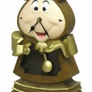Disney beauty and the Beast Cogsworth table clock Setocraft W14.5×L11×H24.5㎝