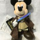 Tokyo Dinsye Land Mickey Mouse Star Wars Costume Plush Doll Figure batch