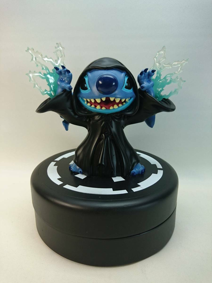 Star Wars Stitch Emperor Palpatine 1977 limited Item Weekend Event 2014 Pinned f