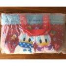 Tokyo Disney Resort Snow Snow Snowman Lunch Case Souvenir Donald & Daisy Tote Ca