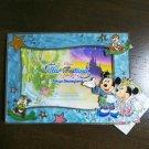 Tokyo Disneyland 2013 Tanabata Mickey Minnie Photo Stand Frame TDR