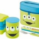 Disney Toy story Alien Little Green Menface Lunchbox Heat-saving lunch case