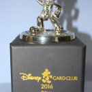 Tokyo Disney Land 2016 JCB Gold Card Club Thanks Gift Paper Weight Mickey Mouse