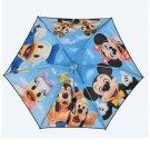 Tokyo Disney Resort Mickey & Friends Live Action Parasol Umbrella Double-use F