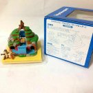 Tokyo Disney Land Chip & Dale Figure Splash Mountain Tape Cutter Holder Statione