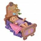 Disney Animators Collection Doll Rapunzel Baby Bed & Mobile Set