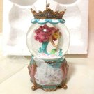 Disney little mermaid Ariel Snow globe Accessory case Flander Jewelry case box