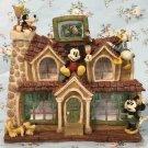 Disney Mickey & Friends Large Photo Frame 3D figurine photo stand Seto Craft