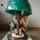 Disney ON ICE Mickey&Friends Original tree Room light Tarzan Lamp LED LAWSON