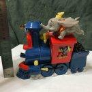 Disney Dumbo Salt and pepper train seasoning Bottle Pottery