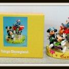 2007 TDL Find Stich! Lilo & Stitch Mickey Big Panic Furifuri trouble figureJapan