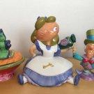 Disney Alice in Wonderland Pottery Case Helminth Mad Hatta-Ornament