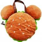 Tokyo Disney Resort Mickey Mouse Hamburger tote bag backpack shoulder 3way TDL