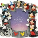 Disney Mickey Mouse 90th Anniversary Star Screen debut photo frame stand