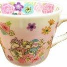 Tokyo Disney Resort Easter 2016 Miss Bunny & Thumper Mug cup flowerTea cup TDL