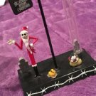 Disney Nightmare Before Christmas Jack Single-wheeled figure vase glass stand