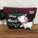 Disney Aristo cat Marie Harris Tweed Accessory pouch Case purse hand bag
