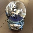 Disney Nightmare Before Christmas Jack Snow Globe Music box Snow Dome figure