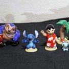 Disney Lilo & Stitch box garden figure set pottery miniature Doll KATO KOGEI