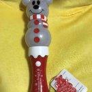 Disney Christmas 2015 Mickey Snow Snowman Light LED Illumination