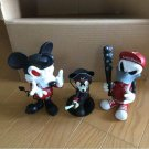 Disney Pirate Devil Mickey Mouse Devil Donald Duck Figures Doll Frenzy Doll