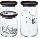 Disney Winnie tha pooh Classic Pooh Stack Canister Set Storage container case