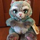 Disney Store JAPAN Alice in Wonderland Chisha Cat Plush Doll Time travel