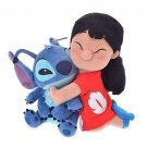 Disney Store (official) Lilo and Stitch plush doll A smile and Hug doll Japan