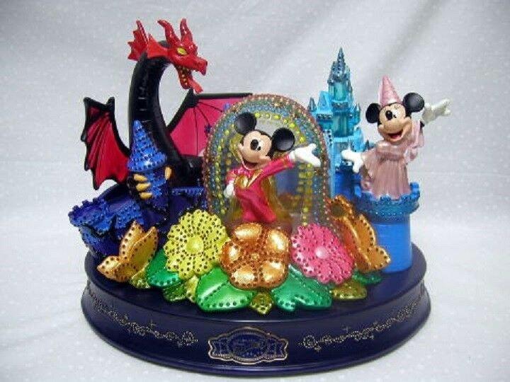 TDL Goodbye Disney Fantillusion Commemorative figure Light Mickey illumination