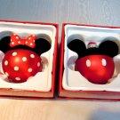 Disney Hallmark Mickey & Minnie Mouse Christmas Tree Grass Ornament