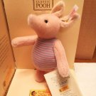 Disney x Steiff 2002 limited 5000 Piglet Plush Classic Pooh with Certificate