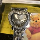 Disney Winnie the Pooh Delicious Heart Swarovski Wrist watch Crystal Glass