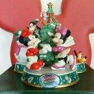 Tokyo Disneyland 2002 Christmas Fantasy Mickey Minnie Goofy Figure Doll Tree TDR