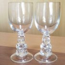 Disney Winnie The Pooh Wine glass set Pair glass set wedding Bridal gift Japan
