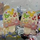 Tokyo Disney Sea Duffy Sunny Fan 2 Souvenir plate melamine plate set
