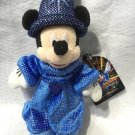 Out of print sold out! Tokyo Disney Sea Mickey Mouse Fantastic! Plush Badge Doll