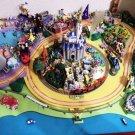 USA Disneyland Diorama Model SET Disney Parade Miniature Japan Mickey ornament
