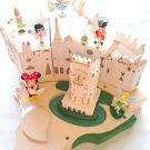 Fantasyland It's a small World Miniature Diorama 2 Clock tower Figure Mickey
