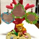 TDS Little mermaid Baby Ariel Coral reef Photo stand frame Accessory stand TDL