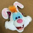 Tokyo Disneyland Roger Rabbit Plush Doll Pass case Card case holder Toontown TDR